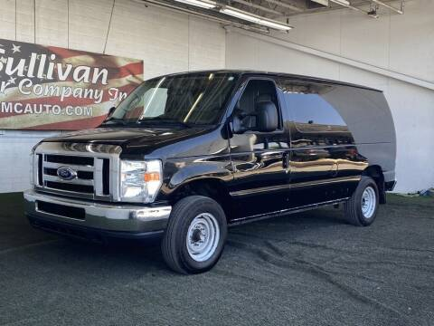 2014 Ford E-Series Cargo for sale at SULLIVAN MOTOR COMPANY INC. in Mesa AZ
