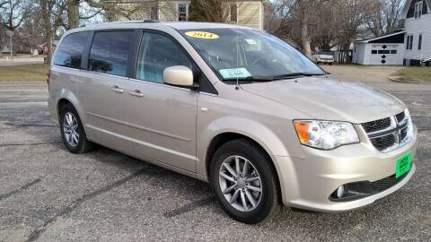 2014 Dodge Grand Caravan for sale at Unzen Motors in Milbank SD