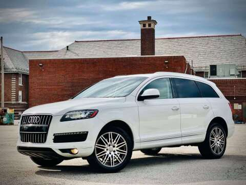 2014 Audi Q7 for sale at ARCH AUTO SALES in St. Louis MO