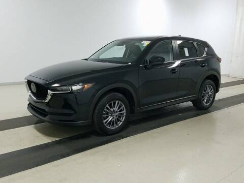 2017 Mazda CX-5 for sale at JOE BULLARD USED CARS in Mobile AL