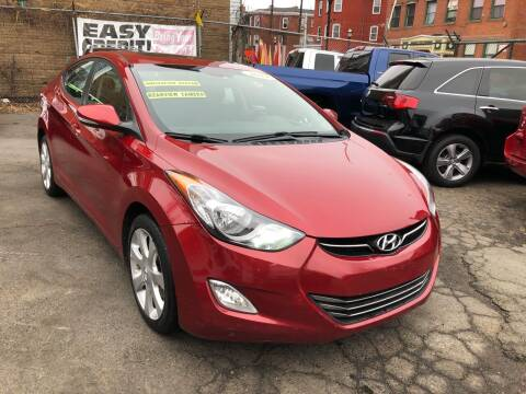 2011 Hyundai Elantra for sale at James Motor Cars in Hartford CT