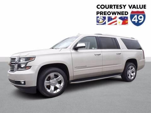 2015 Chevrolet Suburban for sale at Courtesy Value Pre-Owned I-49 in Lafayette LA