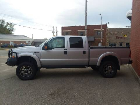2003 Ford F-350 Super Duty for sale at Welterlen Motors in Edgewood IA