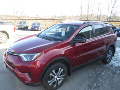 2018 Toyota RAV4 for sale at Percy Bailey Auto Sales Inc in Gardiner ME