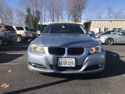 2009 BMW 3 Series for sale at EXPRESS CREDIT MOTORS in San Jose CA