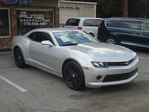 2015 Chevrolet Camaro for sale at AutoStar Norcross in Norcross GA