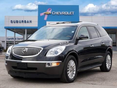 2012 Buick Enclave for sale at Suburban Chevrolet of Ann Arbor in Ann Arbor MI
