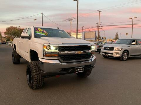 2018 Chevrolet Silverado 1500 for sale at 5 Star Auto Sales in Modesto CA