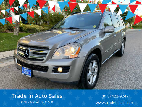 2007 Mercedes-Benz GL-Class for sale at Trade In Auto Sales in Van Nuys CA