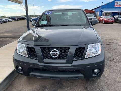 2012 Nissan Frontier for sale at 4X4 Auto in Cortez CO