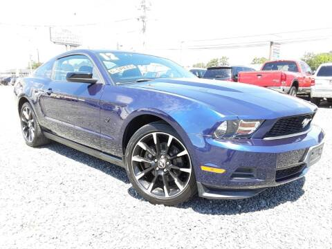 2012 Ford Mustang for sale at Auto Headquarters in Lakewood NJ