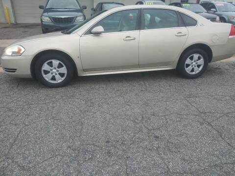 2009 Chevrolet Impala for sale at Charles Baker Jeep Honda in Norfolk VA