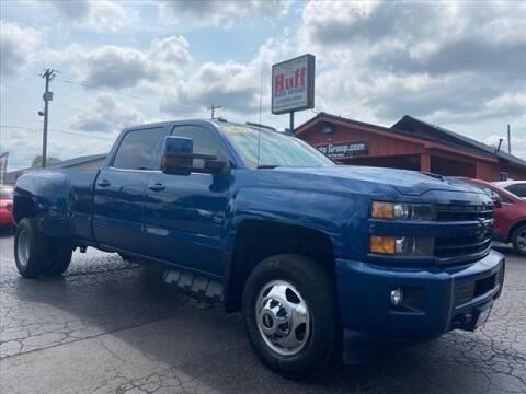 2019 Chevrolet Silverado 3500HD for sale at HUFF AUTO GROUP in Jackson MI