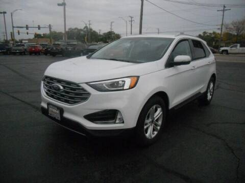 2019 Ford Edge for sale at Windsor Auto Sales in Loves Park IL