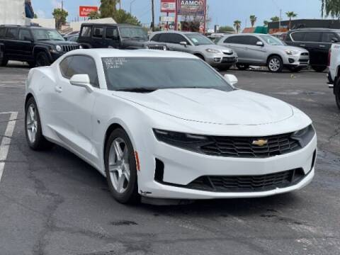 2019 Chevrolet Camaro for sale at Curry's Cars Powered by Autohouse - Brown & Brown Wholesale in Mesa AZ