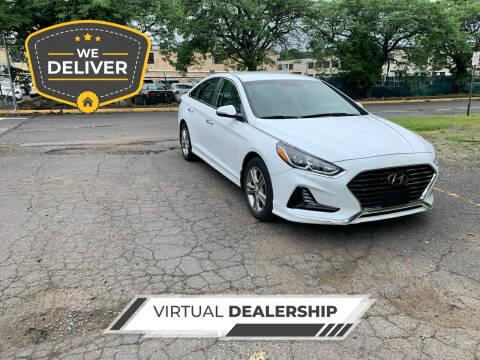 2018 Hyundai Sonata for sale at Eastclusive Motors LLC in Hasbrouck Heights NJ