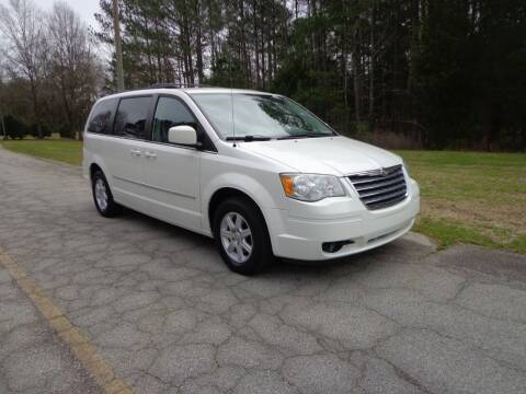 2010 Chrysler Town and Country for sale at CAROLINA CLASSIC AUTOS in Fort Lawn SC