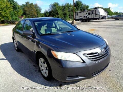 2008 Toyota Camry for sale at Gary Simmons Lease - Sales in Mckenzie TN