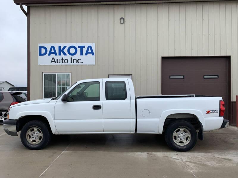 2004 Chevrolet Silverado 1500 for sale at Dakota Auto Inc. in Dakota City NE