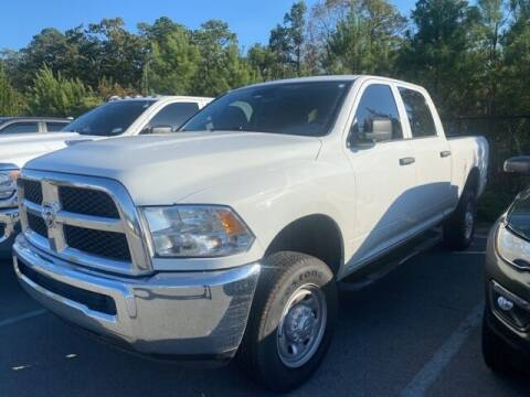 2018 RAM Ram Pickup 2500 for sale at The Car Guy powered by Landers CDJR in Little Rock AR