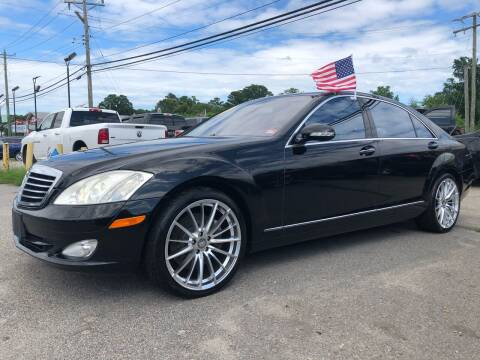 2008 Mercedes-Benz S-Class for sale at Mega Autosports in Chesapeake VA