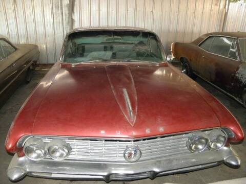 1961 Buick LeSabre for sale at SARCO ENTERPRISE inc in Houston TX