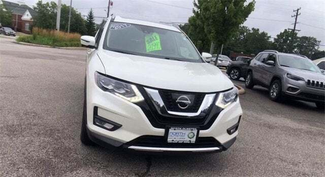 2017 Nissan Rogue 2017.5 AWD SL - North Olmsted OH