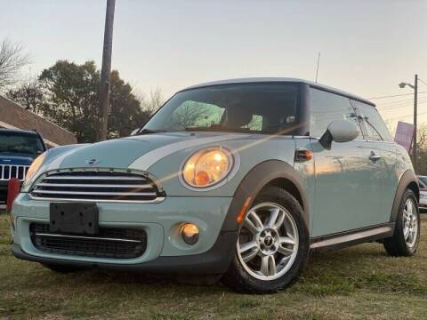 2012 MINI Cooper Hardtop for sale at Cash Car Outlet in Mckinney TX
