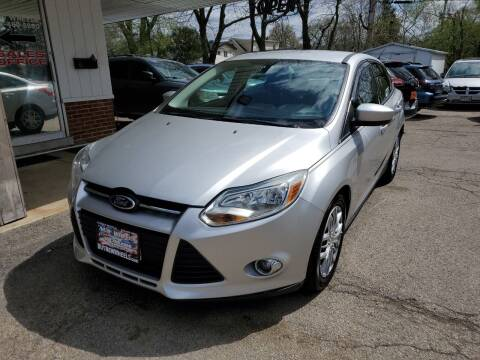 2012 Ford Focus for sale at New Wheels in Glendale Heights IL
