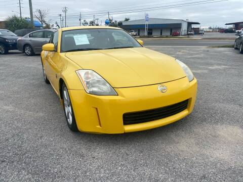 2005 Nissan 350Z for sale at Jamrock Auto Sales of Panama City in Panama City FL