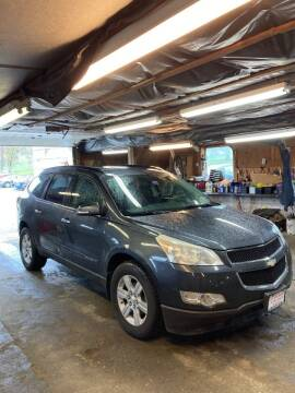 2009 Chevrolet Traverse for sale at Lavictoire Auto Sales in West Rutland VT