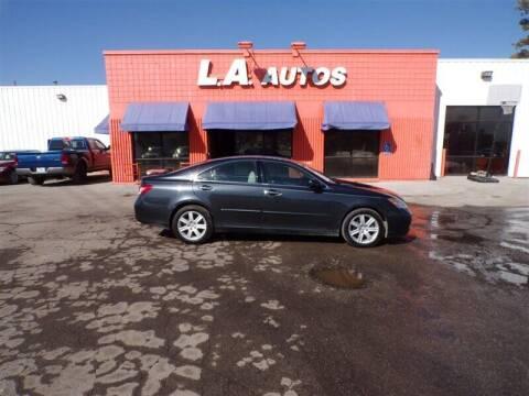 2007 Lexus ES 350 for sale at L A AUTOS in Omaha NE