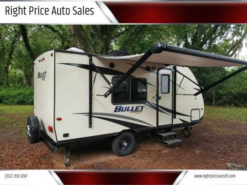 2017 Keystone BULLET for sale at Right Price Auto Sales-Gainesville Trailers in Gainesville FL