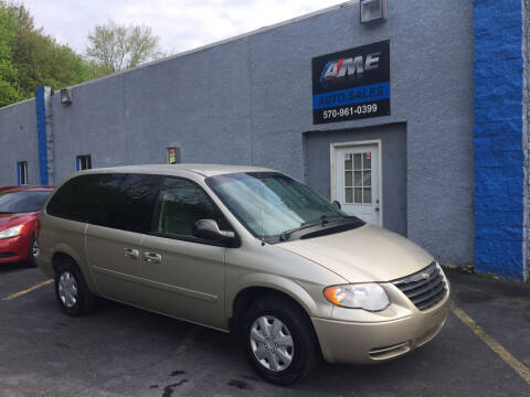 2005 Chrysler Town and Country for sale at AME Auto in Scranton PA