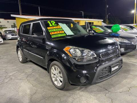 2012 Kia Soul for sale at Crown Auto Inc in South Gate CA