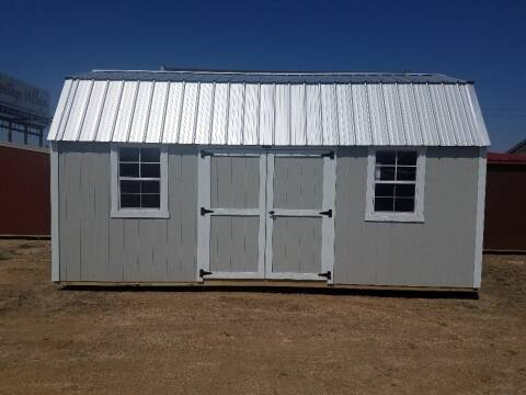2019 PREMEIR 10'X20' SIDE LOFTED BARN for sale at Tri State Auto Center - Sheds in La Crescent MN