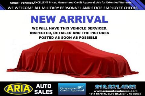 2011 Nissan Maxima for sale at ARIA  AUTO  SALES in Raleigh NC