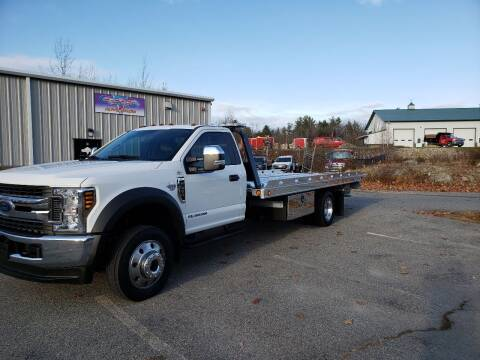 2019 Ford F-550 Super Duty for sale at GRS Auto Sales and GRS Recovery in Hampstead NH