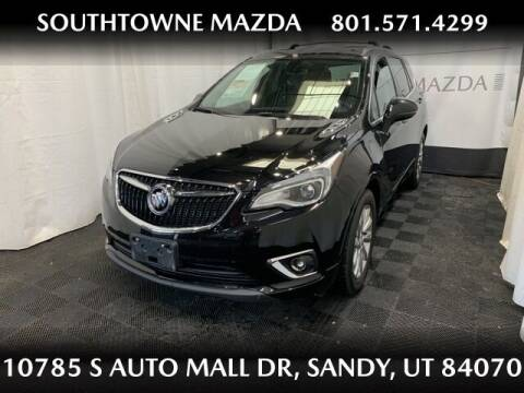 2019 Buick Envision for sale at Southtowne Mazda of Sandy in Sandy UT