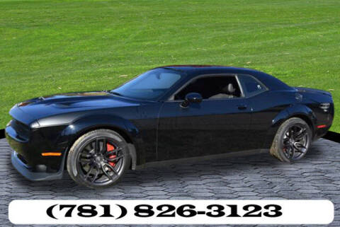 2019 Dodge Challenger for sale at AUTO ETC. in Hanover MA