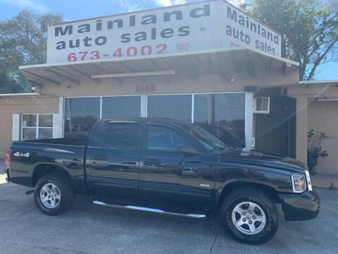 2006 Dodge Dakota for sale at Mainland Auto Sales Inc in Daytona Beach FL