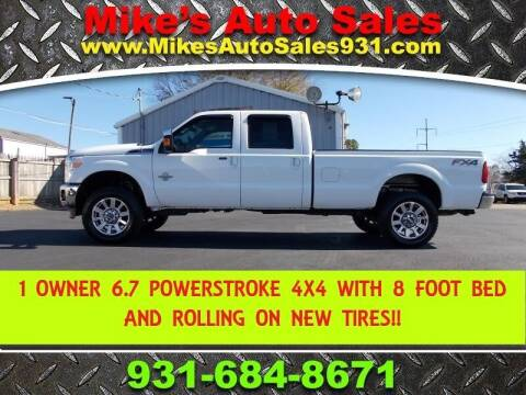 2016 Ford F-350 Super Duty for sale at Mike's Auto Sales in Shelbyville TN