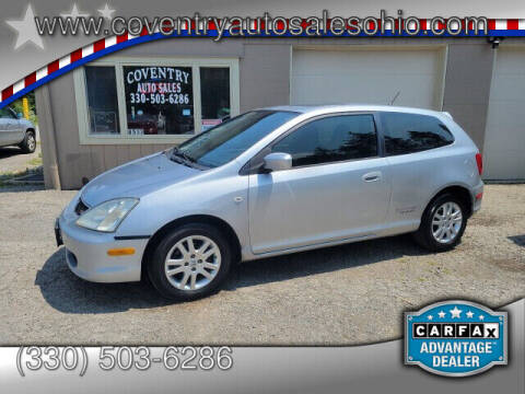 2003 Honda Civic for sale at Coventry Auto Sales in Youngstown OH