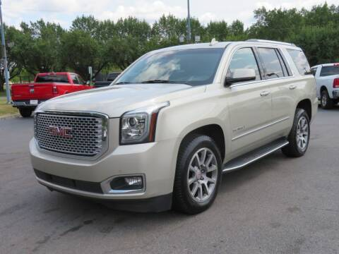 2016 GMC Yukon for sale at Low Cost Cars North in Whitehall OH