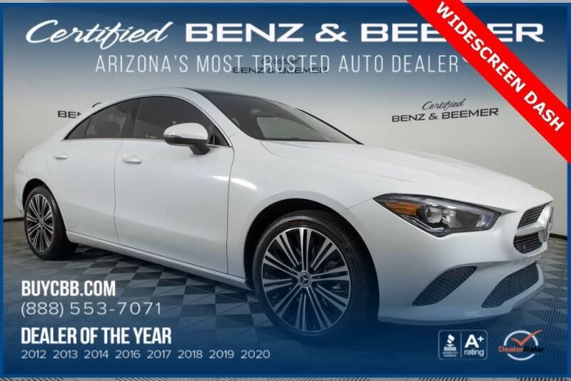 2021 Mercedes-Benz CLA for sale in Scottsdale, AZ