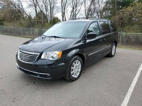 2014 Chrysler Town and Country for sale at Ace Auto in Jordan MN