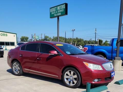 2011 Buick LaCrosse for sale at Budget Motors in Aransas Pass TX