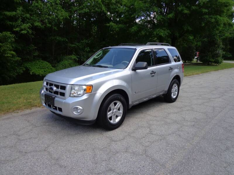 2010 Ford Escape Hybrid for sale at CAROLINA CLASSIC AUTOS in Fort Lawn SC