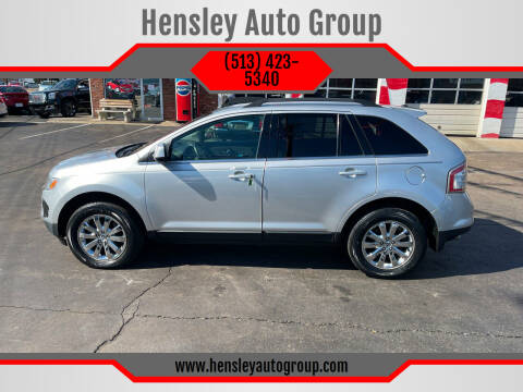2010 Ford Edge for sale at Hensley Auto Group in Middletown OH