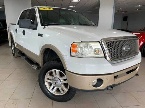 2008 Ford F-150 for sale at Cj king of car loans/JJ's Best Auto Sales in Troy MI